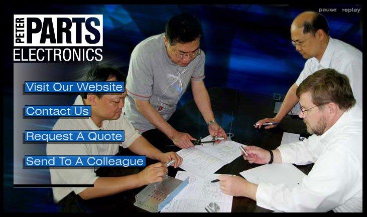 Peter Parts Web-mercial Design