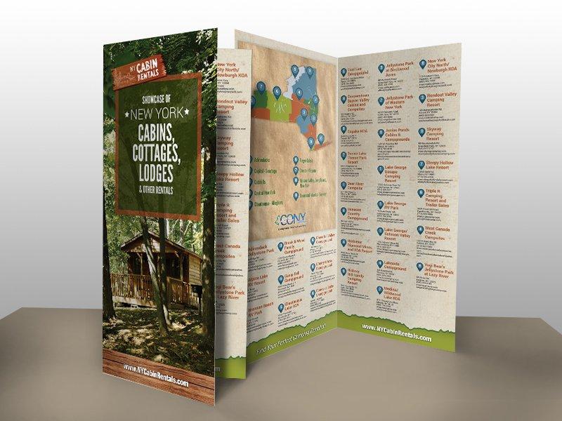Cabin Rentals Brochure