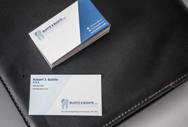 Buhite Business Cards