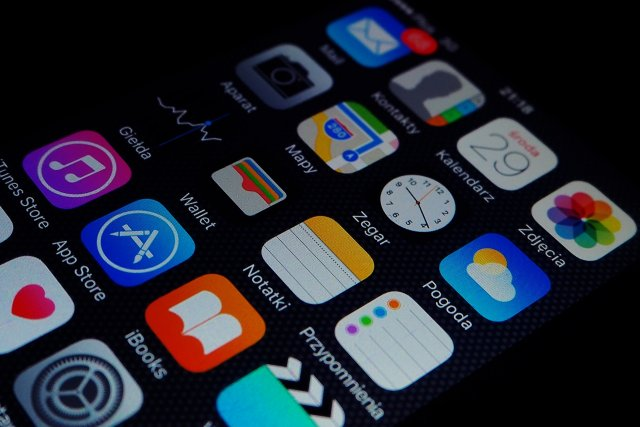 App Screen on Smart Phone