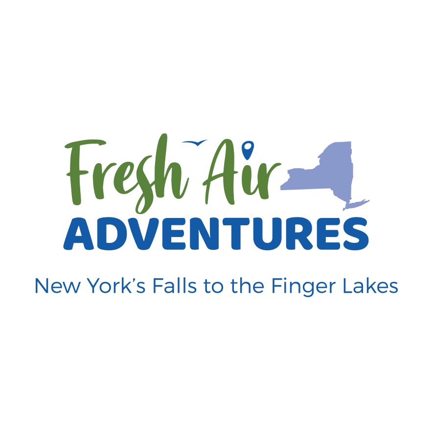Final Fresh Air Adventures Logo & Descriptor