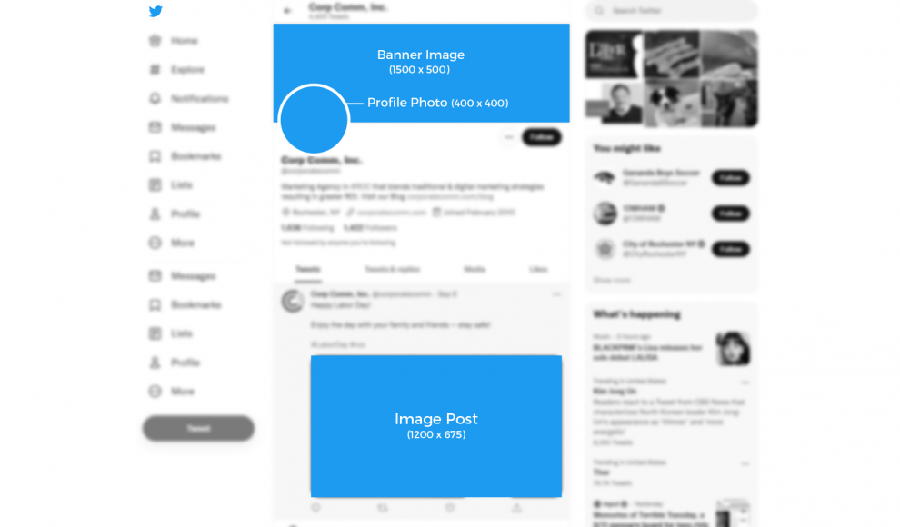Twitter Image Size Recommendations