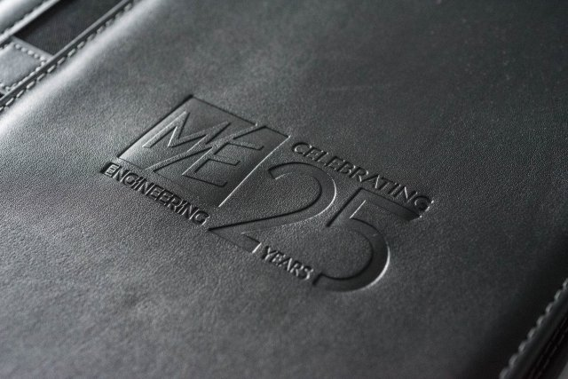 M/E Engineering Branded Notebook